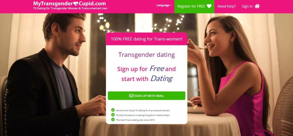 My Transgender Cupid home