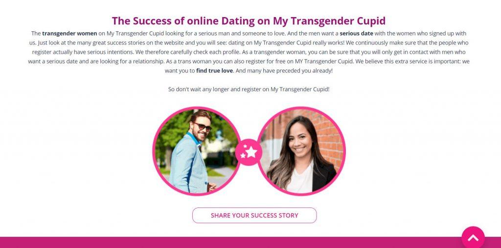 My Transgender Cupid avis